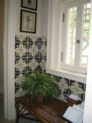 Portuguese Decorative Tile Patterns
